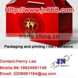 Manufacturer Supply High-end styrene-acrylic Embossing/Laminating Adhesive for packaging JN BA-3908