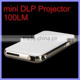 1GB RAM 8GB/16GB ROM 4 Nuclear 1.2GHz CPU Android Projector Mini DLP LED Projector For Android Phone