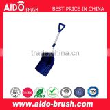 AD-0711 High Carbon Steel Heavy Duty Snow Shovel /construction shovel / Car plastic snow shovel