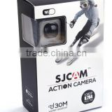 Original Waterproof 1080P Full HD Mini Cube WIFI Sports Action Camera SJCAM M10 Similar to Gopro 4 Session Black Silver