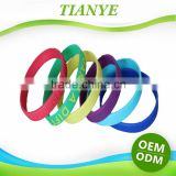 Custom wholesale high quality silicone wrist bands,Factory direct sale silicone rubber silicone energy hand band