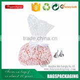 Romantic new style wedding lace drawstring favor bag