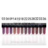 New Arrival QiBest Lip Series 12 Colors Long Lasting Matte Lip Gloss Tube