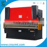 SCMT cnc hydraulic metal bending machine sheet plate cnc folder plate hydraulic ce folder
