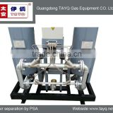 TAYQ 21.6 Nm3/min manufacturer compressed desiccant air dryer with heatless regeneration type