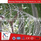 More Than 15 Years Wire Mesh Making Experience Low Price Concertina Razor Wire/Galvanized Razor Barbed Wire