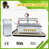 vacuum table german becker pump woodworking cnc router machine with competitive price/wooden doors design