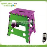 Fishing stool camp stool portable foldable step stool