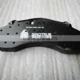 Hot Selling Disc brake block assembly WG9100443050 for Howard