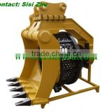 Screening bucket for Excavator