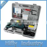 New Arrival Electric car jack auto jack set electric wrench impact wrench ( CE ROHS certificate)