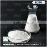 Binder and water retention agent hydroxyethyl methylcellulose