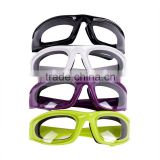 Kitchen Onion Goggles, Tear Free Slicing Cutting Chopping Mincing, Eye Protect Glasses