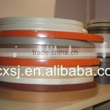 Grade A pvc edge banding tap/ furniture edge band/ plastic parts