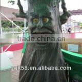 zigong city dragon culture develop Theme park equipments animatronic talking tree for sale