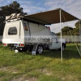 car side awning roof top tent trailer