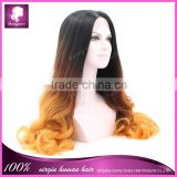 Alibaba China cheap synthetic wig multi-olor wig accept Paypal