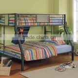 2015 double deck for two kids and school bunk bed