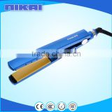 Top quality temperature control hair iron straightener free sample