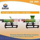 China Chenwei made Cattle dung solid and liquid separating machine for cow farm dung handling