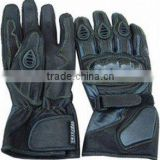 Leather Motorbike Racing Gloves,custom colored cabretta leather golf gloves