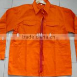 Cotton welding Workwear,singapore workwear design