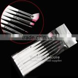 Wholesale Acrylic Kolinsky Nail Art Brush