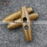 Custom fashional special clothing wooden buttons