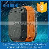 OEM Professional Mini Outdoor/Shower Wireless Portable stereo Bluetooth Waterproof Speaker Support TF Card/Handsfree Call