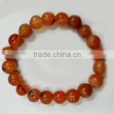 Beautiful Red Aventurine Beads Bracelet | natural stone bracelet Wholesale