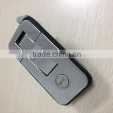 diecast tool box door lock handle with key