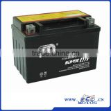 SCL-2012122282 High Quality YTX9- BS Motorcycle Standard Storage Battery Dry-charged Lead Acid Battery
