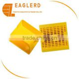 High quality yellow Trafiic Safety Reflective plastic road stud sell well in Europe and North America