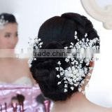 Wedding bridal hair pin, cheap hair accessories wholesale China