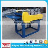 High quality ribbed smoked sheet recycling sheeting line machinery china price