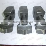 KB250 1012238 Kennametal Road construction machine parts Soil Stabilization Tools with block