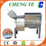 CE approved stainless steel meat cutting machine, electric meat dicer for sale, DRD450 Frozen Meat Dicer