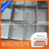 custom sheet metal drilled tunnels power lighting assemblies cabinet shell best OEM fabrication of highest industrial standards