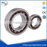 Q32 series of steel (rubber) Crawler shot blasting machine 7072BM single row angular contact ball bearings,
