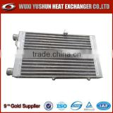 high performance direct factory aluminum plate and bar auto radiator