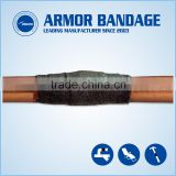 Water Activated Fiberglass Fixing Tape, Rapid Fix Leaky Armored Casting Tape Industrial Repairing Armor Wrap