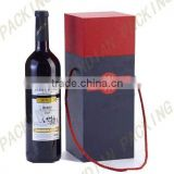 Wholesale Customized Printed Cardboard Gift Boxes For Wine Glasses (High Quality,Fast Printing)