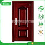 Modern Design Interior Security Doors Exterior Single French Door Cheap Exterior Steel Door