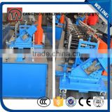 hot sale steel stud and track roll forming machine