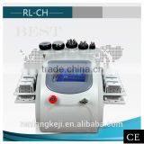 Latest technology! keywords Cavitation RF Mitsubishi Lipo laser fat breaking machine