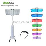 led phototherapy lamp unit equipment for skin lightening care