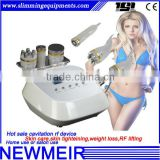 Freckles Removal New Arrival Mini Cavitation Body Slimming RF Slimming Machine Body Shaping Q Switch Laser Machine
