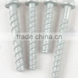 Mechanical Galvanised, Zinc Plated Concrete Screw Bolt