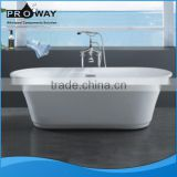 PROWAY Acrylic Material massage Bathtub Whirlpool Tub Hot Tube