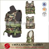 600/1000D Nylon Molle system Camouflage Army Tactical boron carbide concealable bulletproof vest